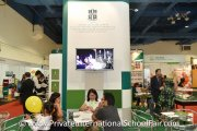 SJI International School Malaysia booth