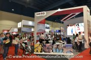 GEMS International School booth