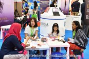 MAHSA International School booth