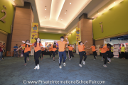 A flash mob performance by Taylor's International School Puchong!