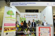 The Little Tree House booth