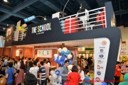 The School by Jaya One's double decker booth