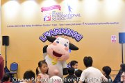 A special dance performance from Happi Cow