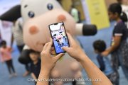 Did you take a photo with Happi Cow?