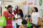 It's all smiles at the Bright Kidz booth