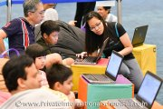 iTrainKids conducting a special coding workshop